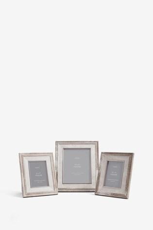 Vintage Wood Effect Frame