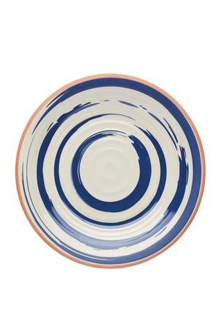 Set of 4 Kitchencraft Lulworth Melamine Side Plates