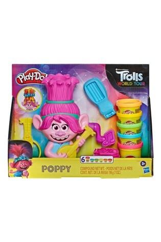Play-Doh Trolls Poppy Styling Head