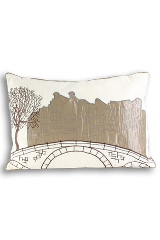 Amsterdam Cushion by Riva Home