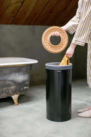 35L Cork Lid Laundry Bin by Brabantia