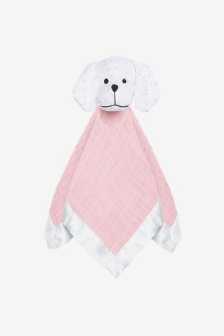 Aden + Anais Pink Musy Mate® Lovey
