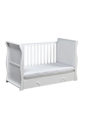 Nebraska Cot Bed White By East Coast