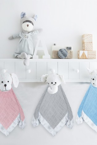 aden + anais Blue Musy Mate® Lovey