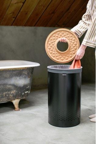 Brabantia 60L Cork Lid Laundry Bin