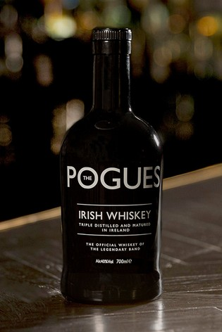 70cl Irish Whiskey by Pogues