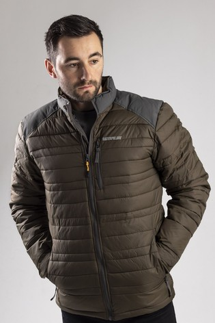CAT Green Defender Insulated Jacket