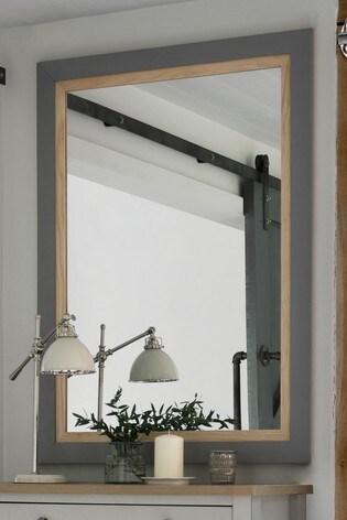 Malvern Over Mantle Mirror