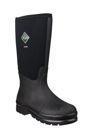 Muck Boots Chore Classic Hi Patterned Wellington Boots