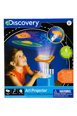 Discovery Sketcher Projector