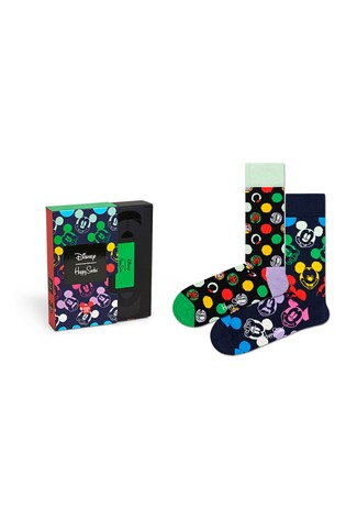 Happy Socks Womens Disney™ Two Pack Gift Box