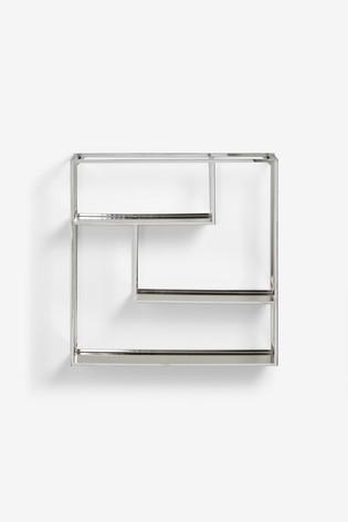 Chic Metal Shelf