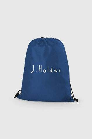Personalised PE Bag by Loveabode