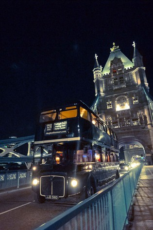 London Ghost Bus Tour For Two Gift by Virgin Experience Days