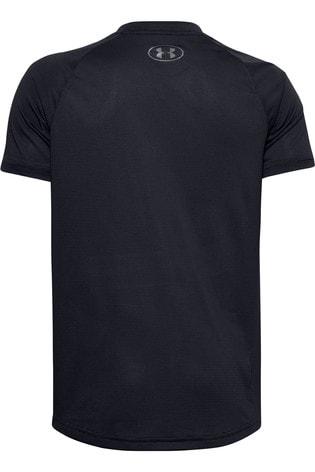 Under Armour Boys Tech Colourblock T-Shirt