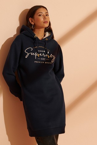 Superdry Established Sweat Dress