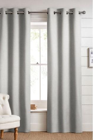 Ecru Natural Soho Made To Measure Curtains