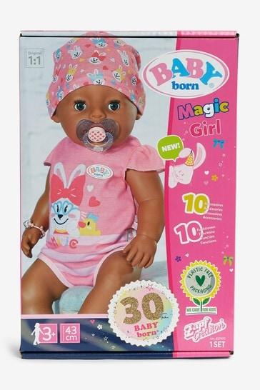 Baby Born Magic Girl