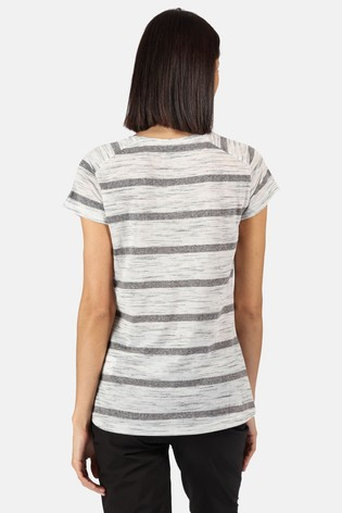 Regatta Limonite IV Stripe T-Shirt