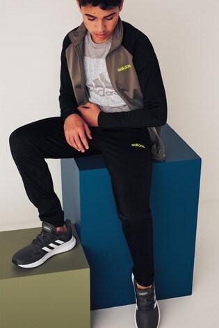 adidas Poly Linear Logo Tracksuit