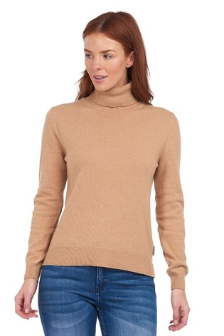 Barbour® Pendle Roll Collar Sweater