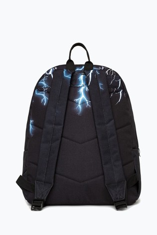 Hype. Neon Lightning Backpack