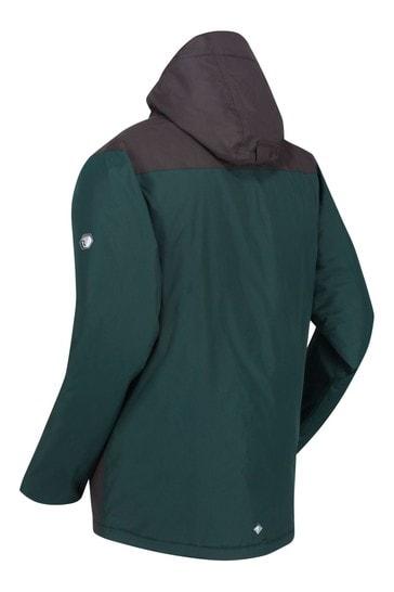 Regatta Green Thornridge Ii Waterproof Jacket
