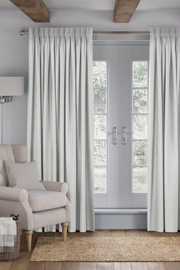 Ivory Cream Pero Made To Measure Curtains