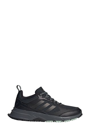 adidas Trail Black Rockadia Trainers