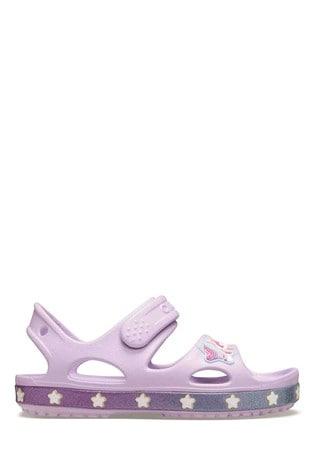 Crocs™ Fun Lab Unicorn Charm Sandals