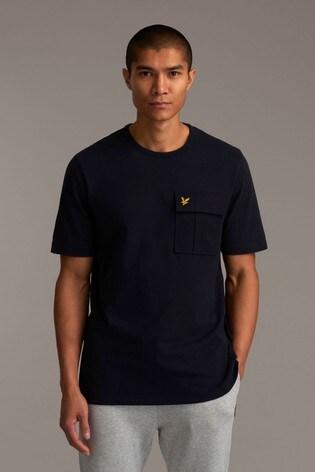 Lyle & Scott Ripstop Pocket T-Shirt