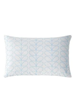 Set of 2 Orla Kiely Cotton Linear Stem Pillowcases