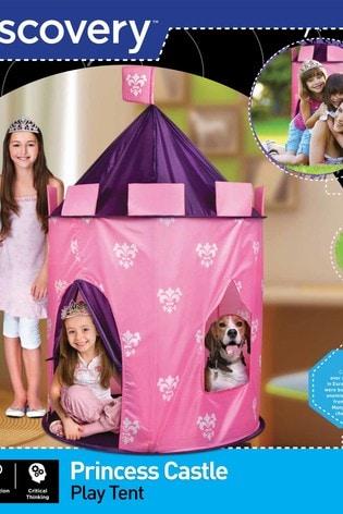 Discovery Castle Princess Tent