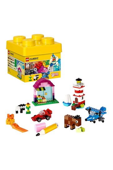 LEGO 10692 Classic Creative Bricks Set With Storage Box