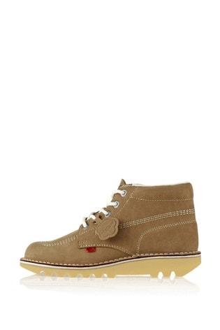 Kickers® Leather Kick Hi Boots