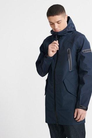 Superdry Hydrotech Waterproof Parka Jacket