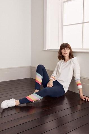Boden Blue Jessica Active Leggings