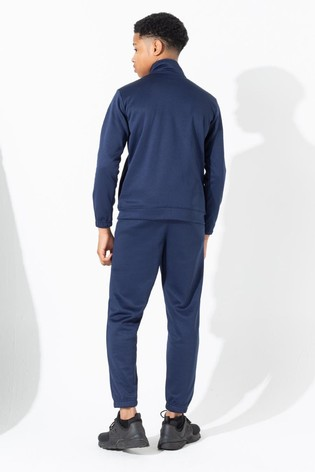 Hype. Navy Slim Kids Tracksuit