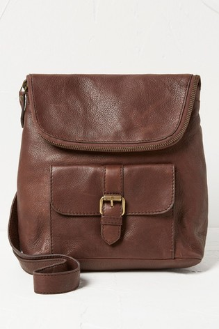 FatFace Chocolate Small Backpack