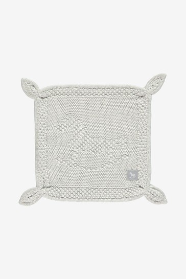 The Little Tailor Soft Grey Blankie Comforter