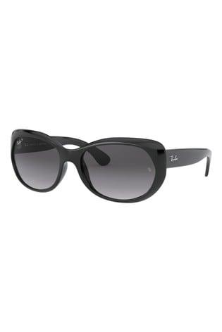 Ray-Ban® Black/Grey Sunglasses