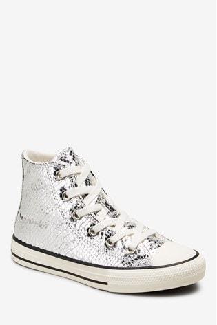 Converse Snake High Top Sneaker für Jugendliche