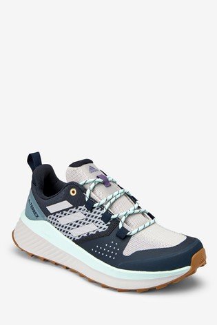 adidas Terrex Grey/Mint Falgion Trainers