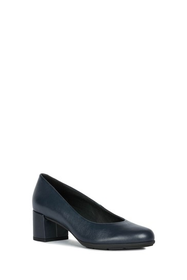 Geox Women's New Navy Shoes