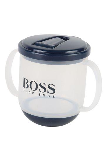 BOSS Navy Cup