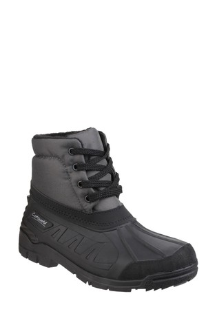 Cotswold Leoni Lace-Up Canadian Boots