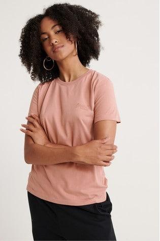 Superdry Orange Label Elite Crew Neck T-Shirt