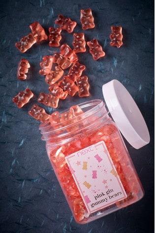 Pink Gin Gummy Bears