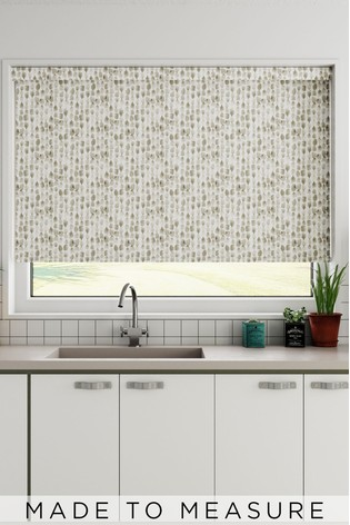 Erica Pebble Grey Made To Measure Roller Blind