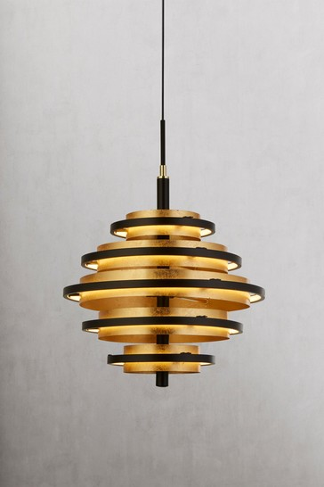 Metcalf 5 Light Pendant by Searchlight
